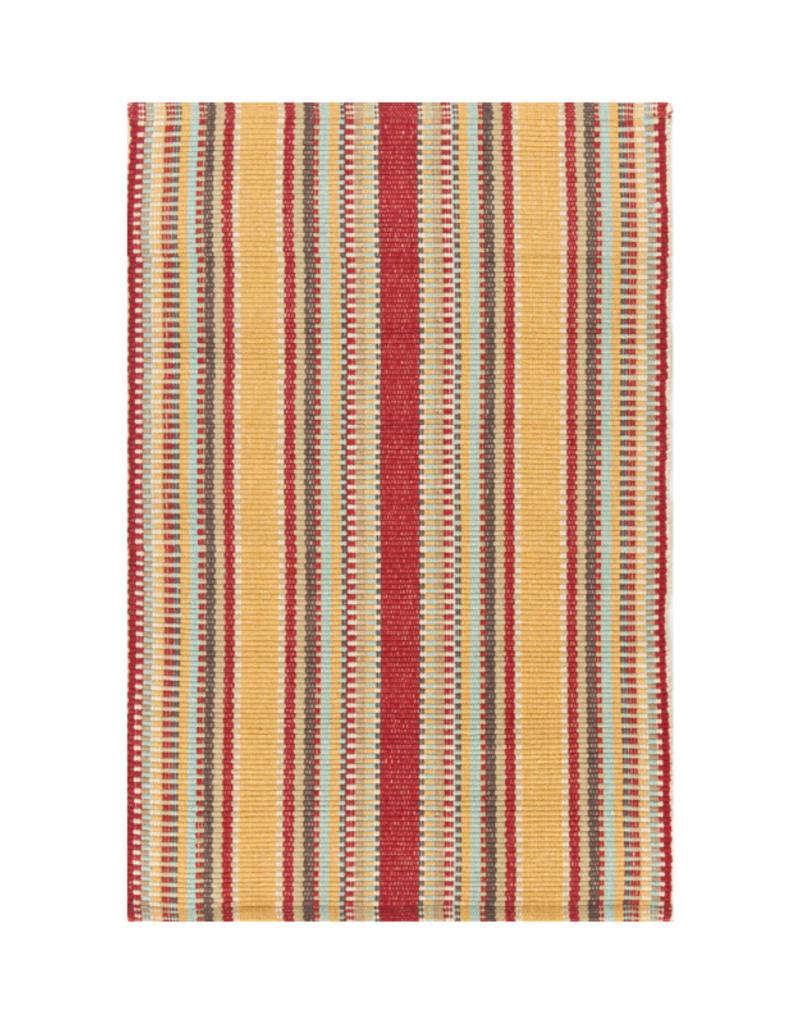 Dash & Albert DASH Woven Cotton Rug 2x3 Wyatt