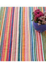 Dash & Albert DASH Cotton Rug 2x3 Bright Stripe Indoor/Outdoor