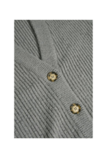 b.young b.young Nora Cardigan in Grey