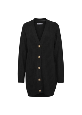 b.young b.young Nora Cardigan in Black