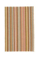 Dash & Albert DASH  Cotton Rug 2x3 Zanzibar Ticking