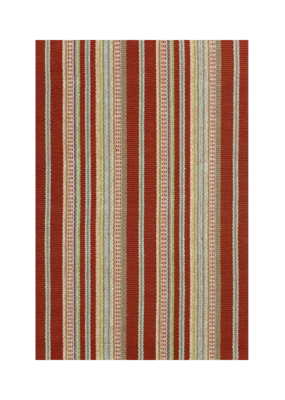 Dash & Albert Dash & Alber Woven Cotton Saranac 2x3