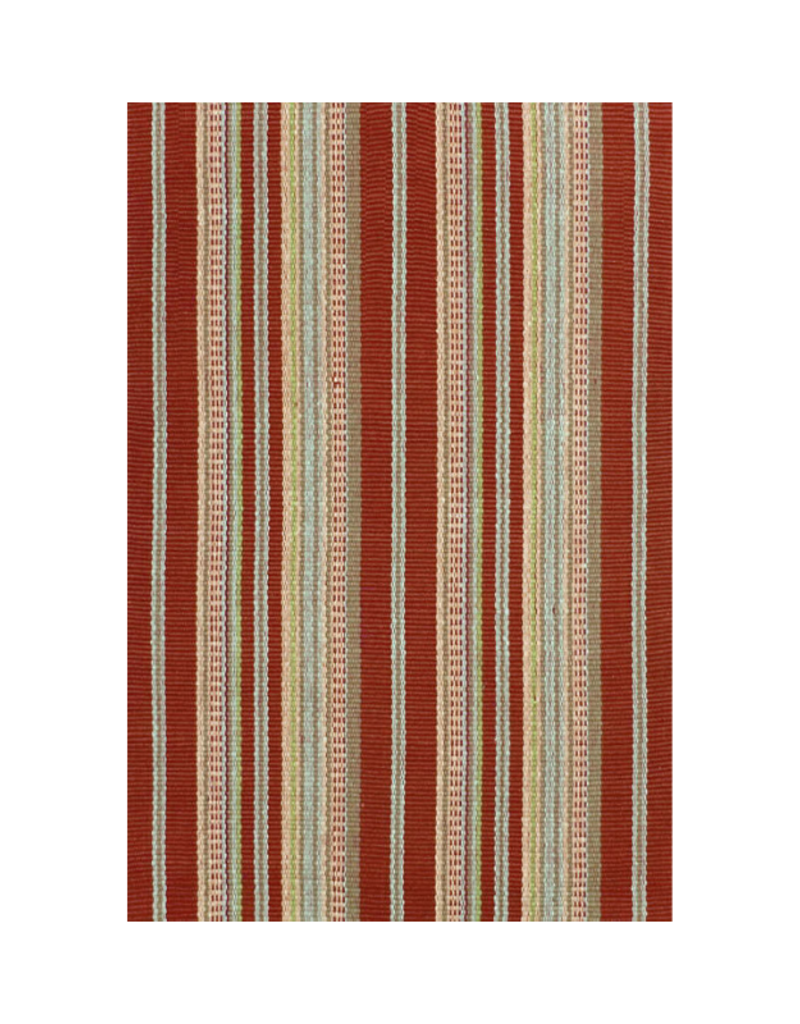 Dash & Albert DASH 2x3 Woven Cotton Saranac