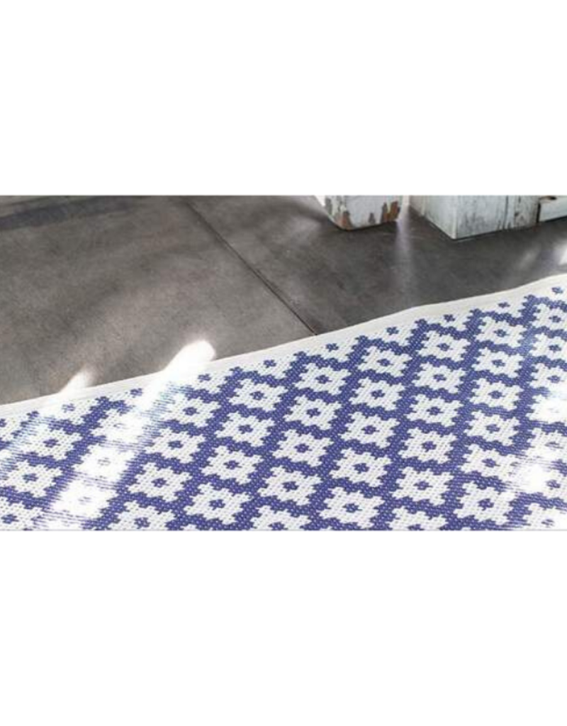 Dash & Albert Dash & Albert Indoor/Outdoor Samode Denim Rug 3x5