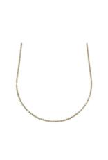 PILGRIM Pilgrim Chains Gold Plated 59cm