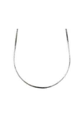 PILGRIM Pilgrim Chains Silver Plated 59cm