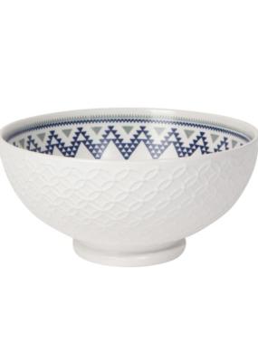 """Embossed Bowl Circlet Serving 8"""""""