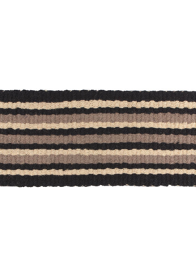 Doormat Estate Black Stripe
