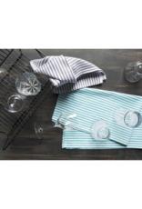 Danica Set of 2 Glass Tea Towels Black