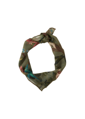 b.young b.young Hale Scarf in Sea Green