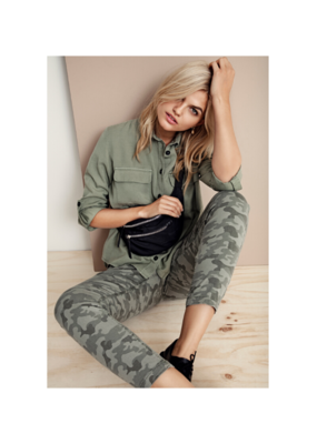 b.young b.young Kato Lukka Jeans in Camo