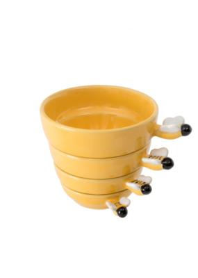 Bumblebee Measuring Cups S/4
