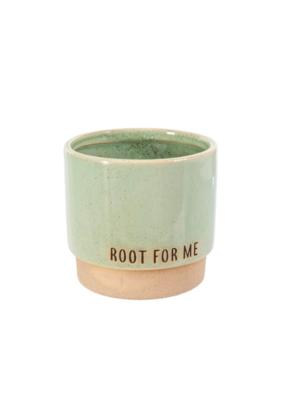 Garden Pot Root For Me