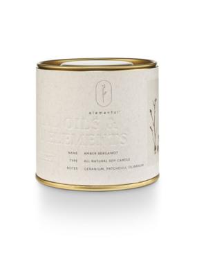 Illume Illume Tin Candle Amber Bergamot