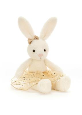 Jellycat Jellycat Glistening Belle Bunny, Medium