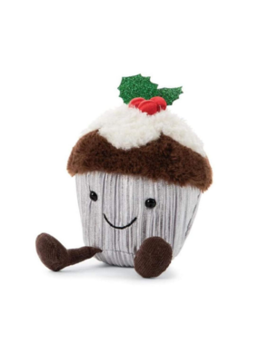 Jellycat Jellycat Cutie Cupcake Holly
