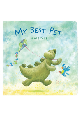 Jellycat Jellycat Book - The Best Pet