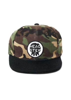 HEADSTER Headster Hat Original Camo