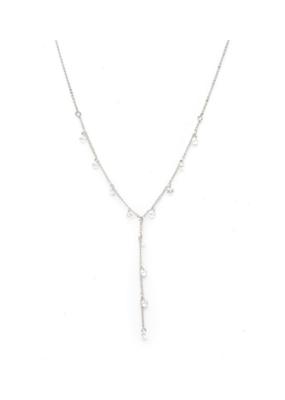 Lover's Tempo Lover's Tempo Constellation Lariat Necklace Silver