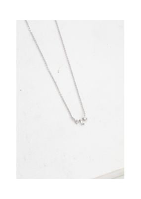 Lover's Tempo Lover's Tempo Gemma Necklace Silver