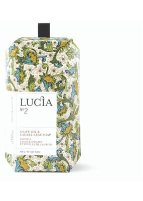 Lucia Bar Soap Olive Blossom & Laurel