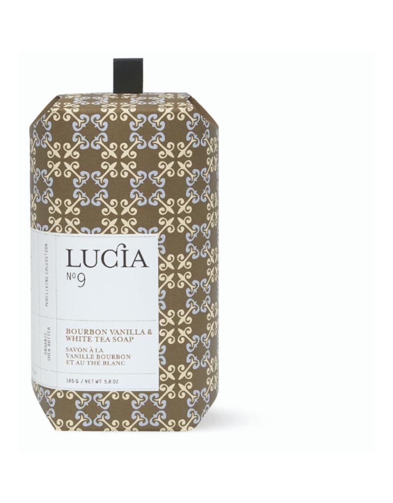 Lucia Lucia Bar Soap Bourbon Vanilla & White Tea