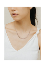 Lover's Tempo Aya Necklace Silver-Plated by Lover's Tempo
