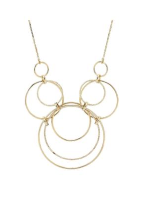 PILGRIM Pilgrim Freya Gold Necklace