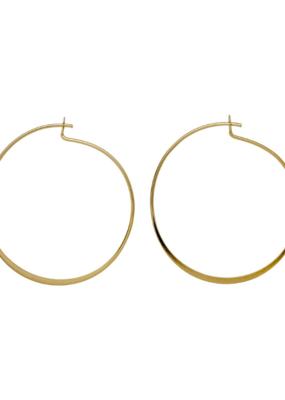 PILGRIM Pilgrim Classic Hoops Gold Large