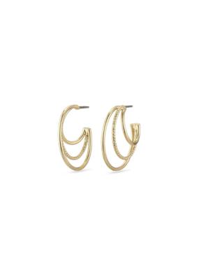PILGRIM Pilgrim Freya Gold Earrings