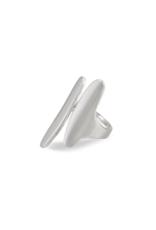 PILGRIM Pilgrim Finola Ring Silver