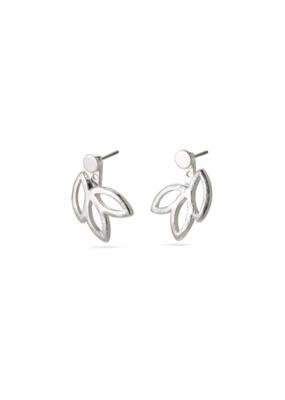 PILGRIM Pilgrim Tansy Earring Silver