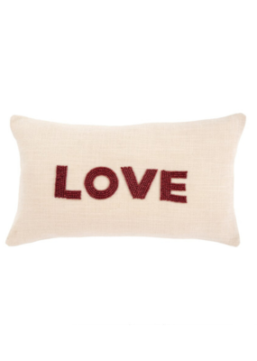 Love Your Pillow Burgundy