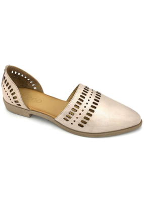 Bueno bueno Beth Shoe in Pale Pink