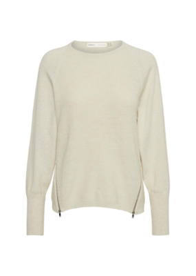 InWear InWear Ema Zipper Sweater Nougat