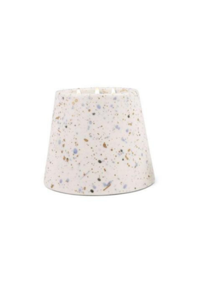 Confetti White Saltwater & Lily Candle 14oz