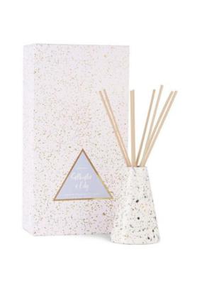 Confetti White Saltwater & Lily Diffuser