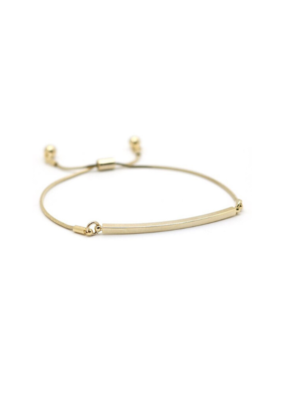 Lover's Tempo Lover's Tempo Mora Bar Bracelet in Gold