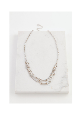 Lover's Tempo Lover's Tempo Shay Necklace in Silver