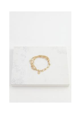 Lover's Tempo Lover's Tempo Shay Bracelet in Gold