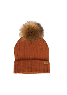 HEADSTER Classy Touque Rust by Headster