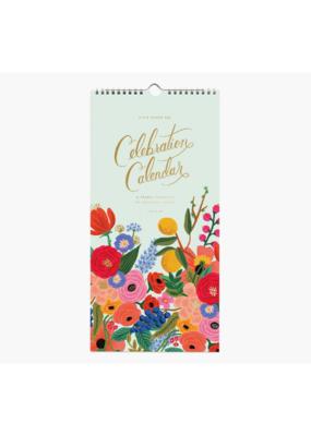 Rifle Paper Co. RIFLE PAPER Celebration Calendar