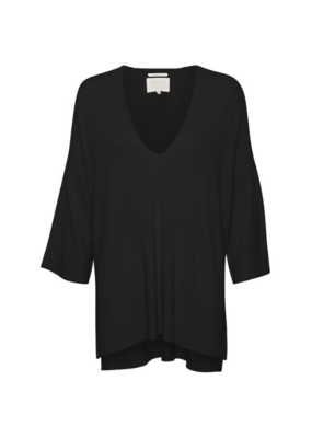 Part Two Part Two Frankia Cashmere Sweater in Black