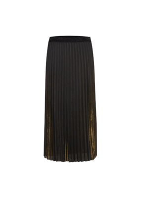b.young b.young Palma Skirt in Black with Gold