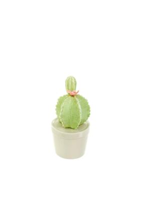 """Ceramic Cactus 8""""h"""