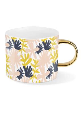 Fringe Mug in Floral Desert Cute