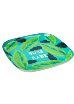 Boss Babe Kashmiri Plate