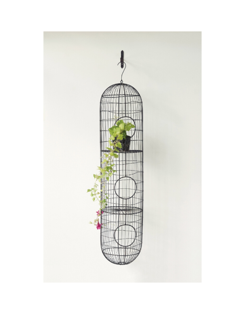 Decorative Bird Cage on Bracket