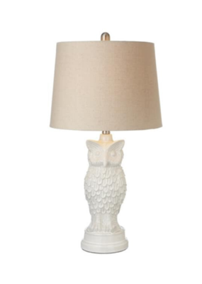 Midwest CBK Owl Table Lamp