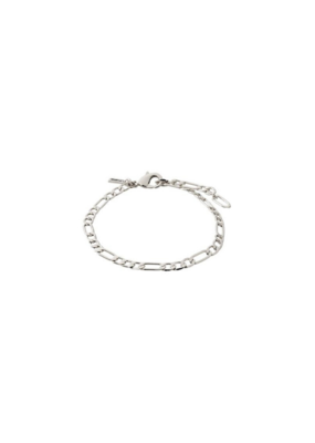 PILGRIM Pilgrim Silver Fiagro Chain Bracelet